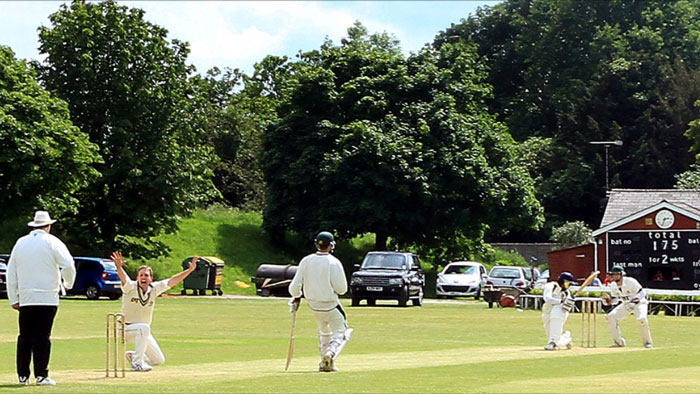 Ombersley Cricket Club Worcestershire