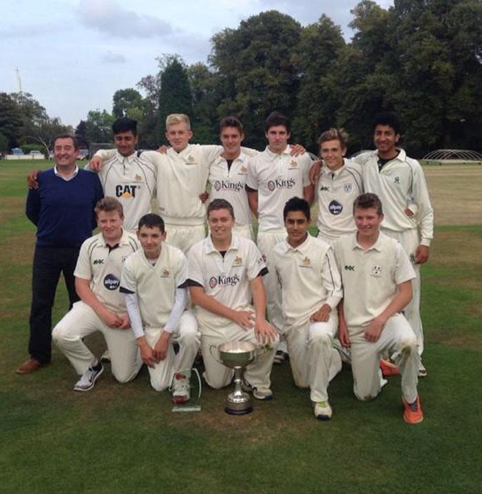 Ombersley Cricket Club Junior Side