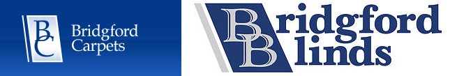 Bridgford Carpets and Blinds Logo