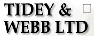 Go to Tidey & Webb