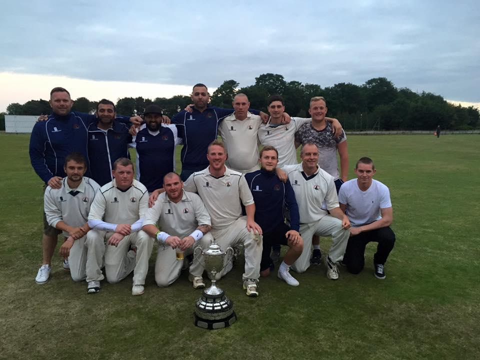 Brewrey Cup Winners 2015
