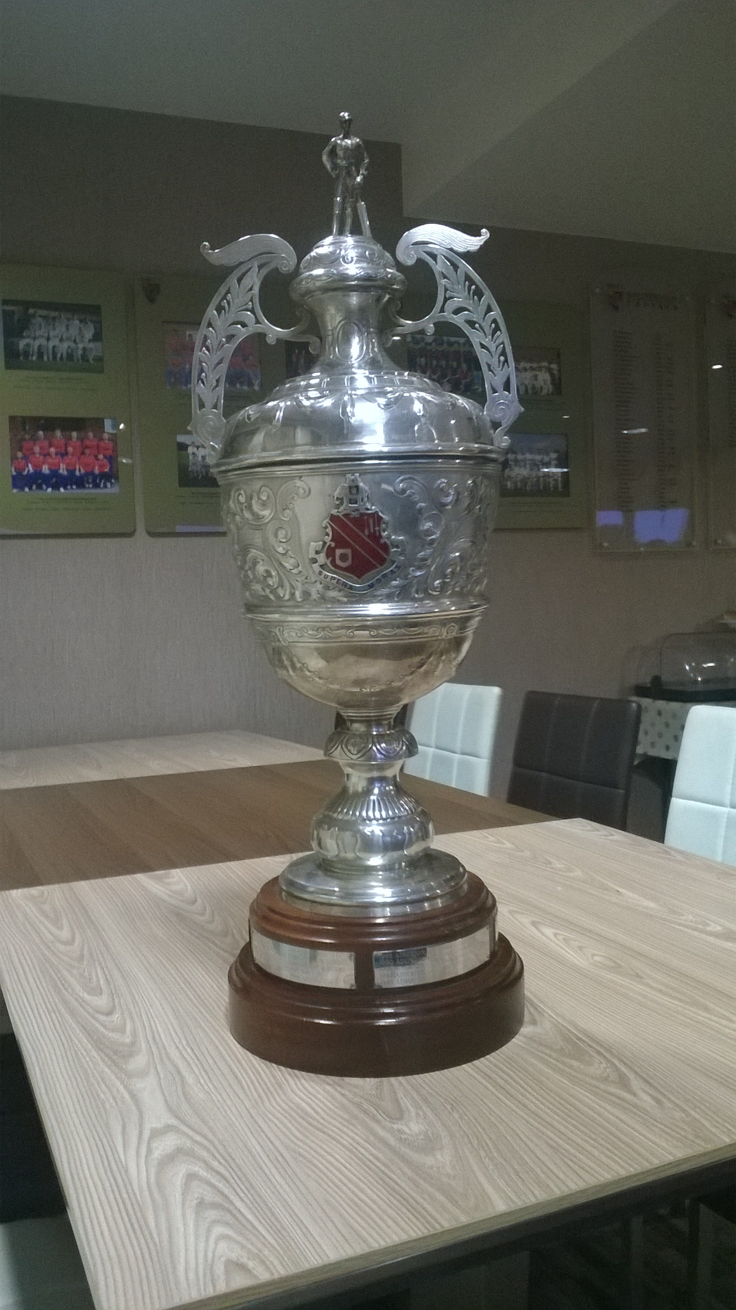 BDCA u17s League Trophy