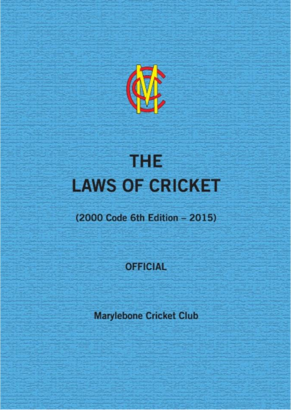 The_Laws_of_Cricket