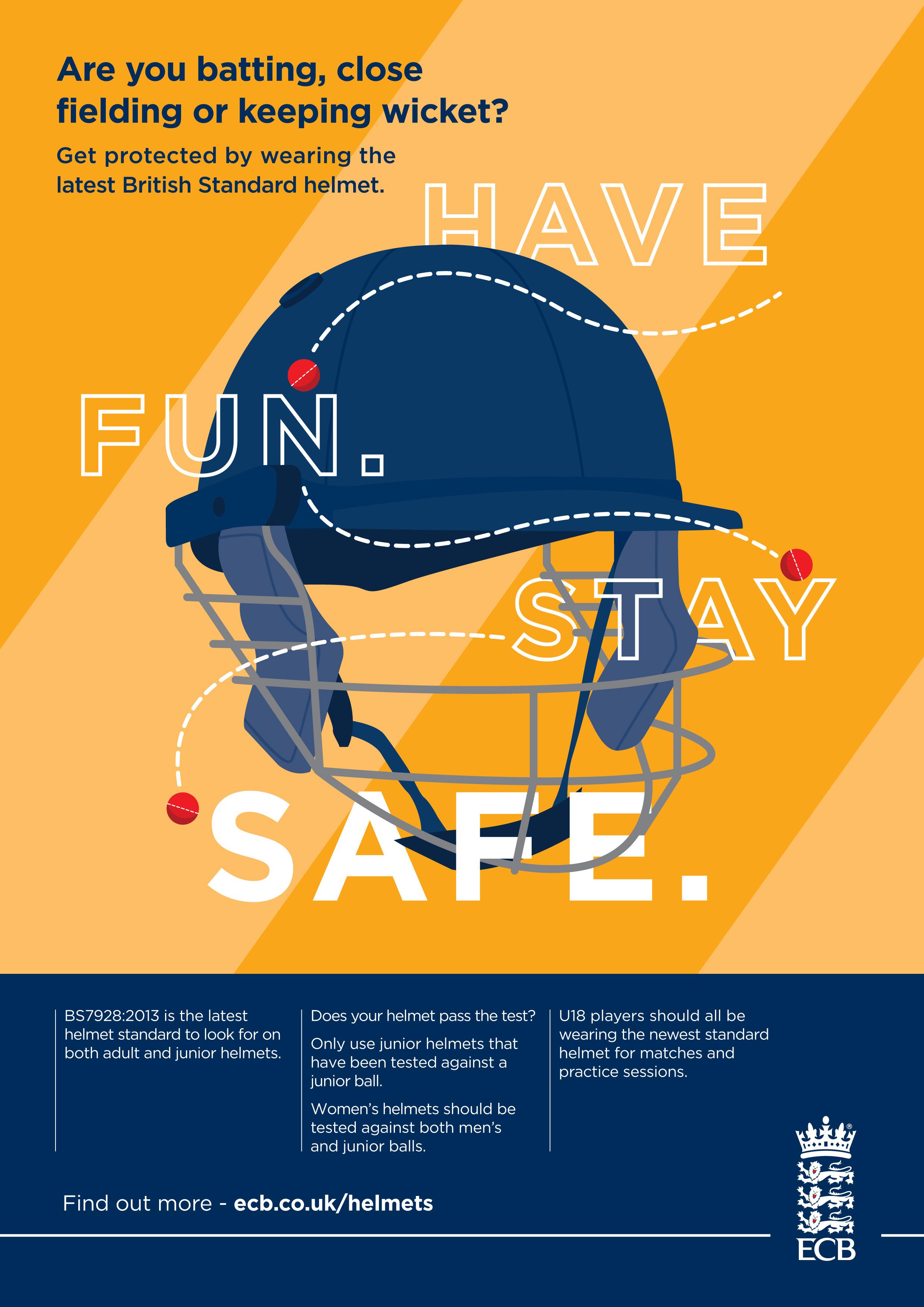 Helmet Poster