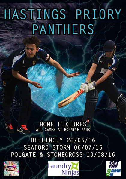 U19_Priory_Panthers_-_Poster