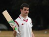 Thumb jack bell 150 not out  1