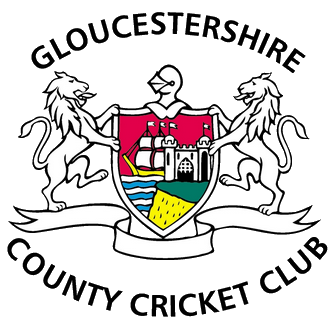 Gloucest cricket logo