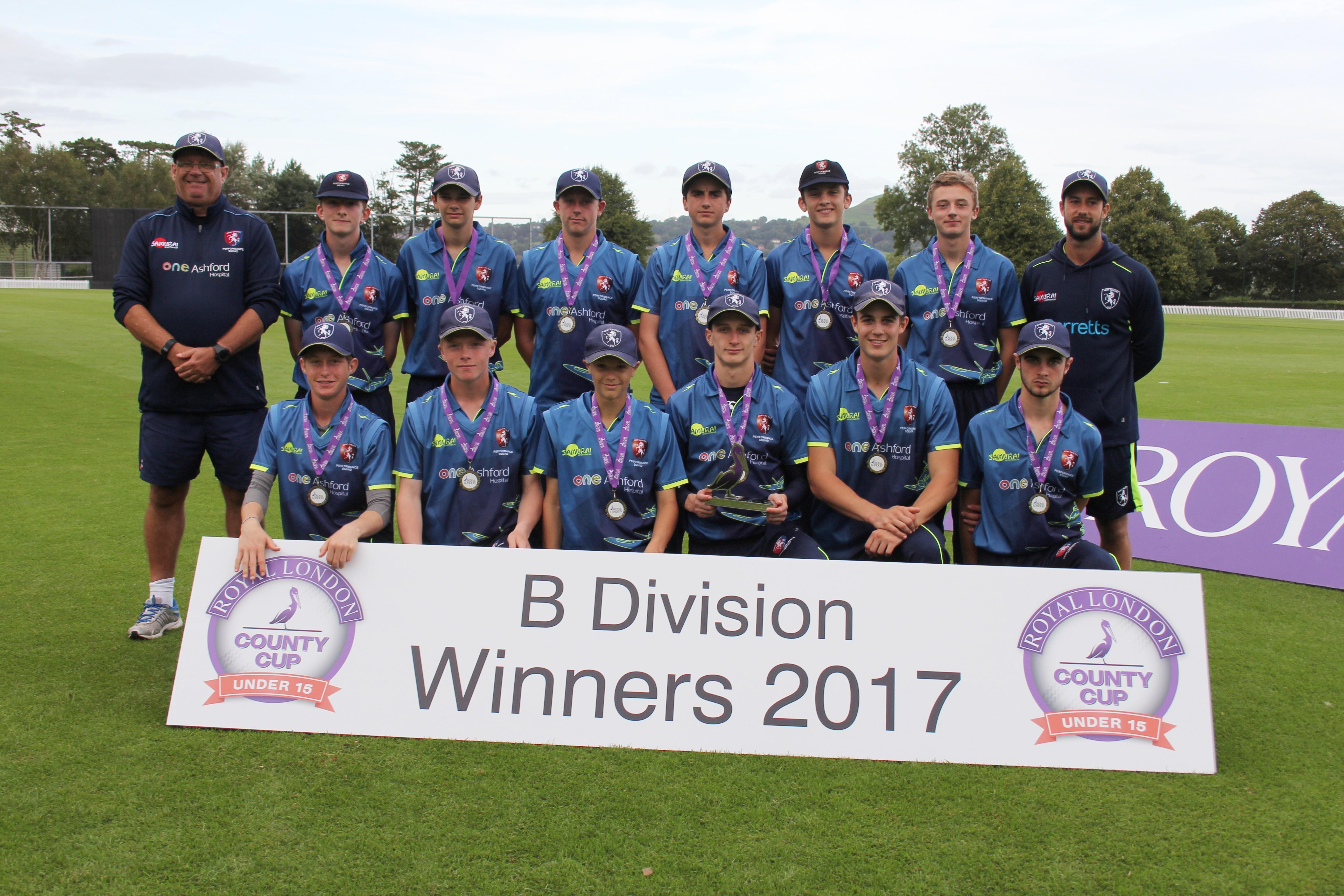 Kent_B_Division_Winners_2017