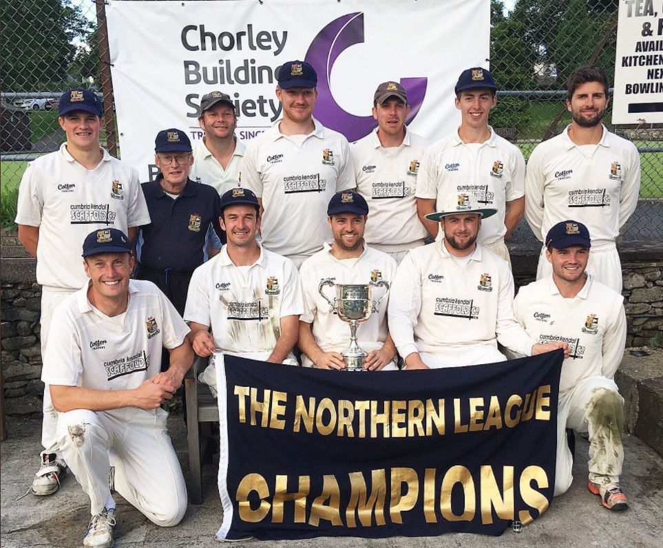 Northern Premier Cricket League Division One Champions 2017