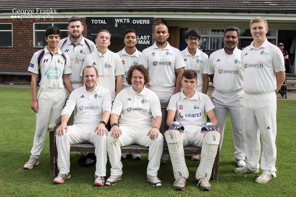 Sale 2nd XI - Champions