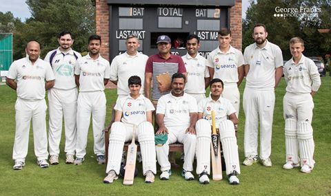 Sale 3rd XI - Premier League Champions