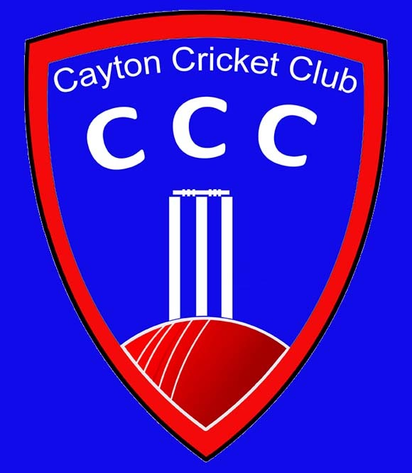Cayton CC Badge with Border