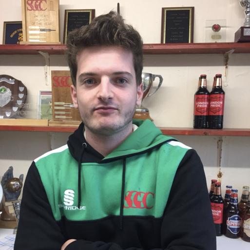 Ben Jakes - SGCC Chairman