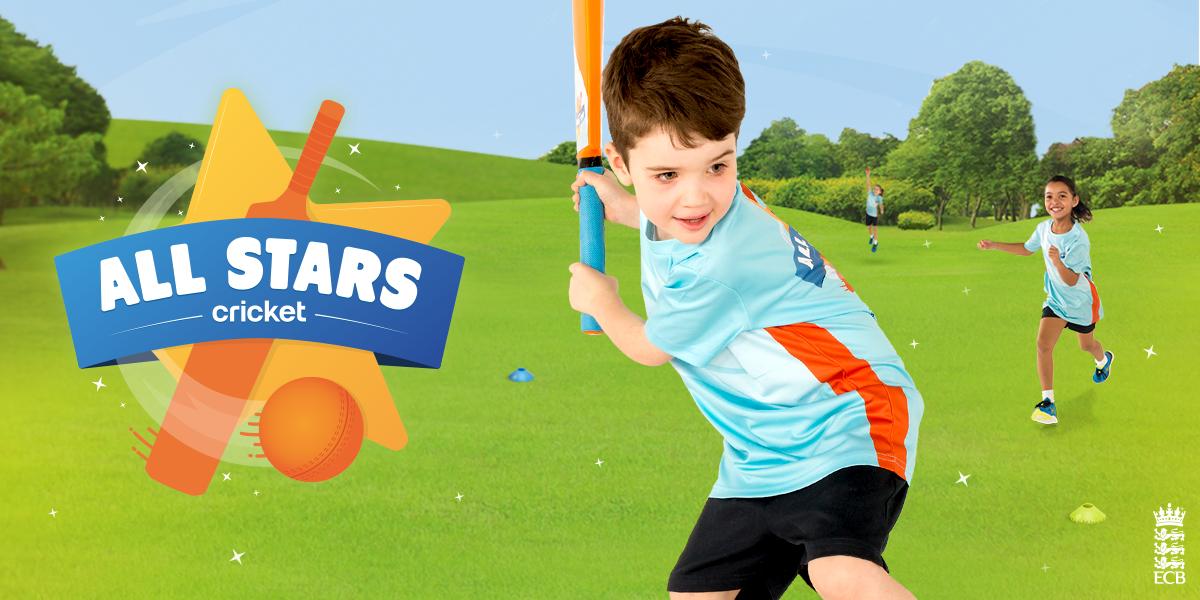 All stars cricket promo