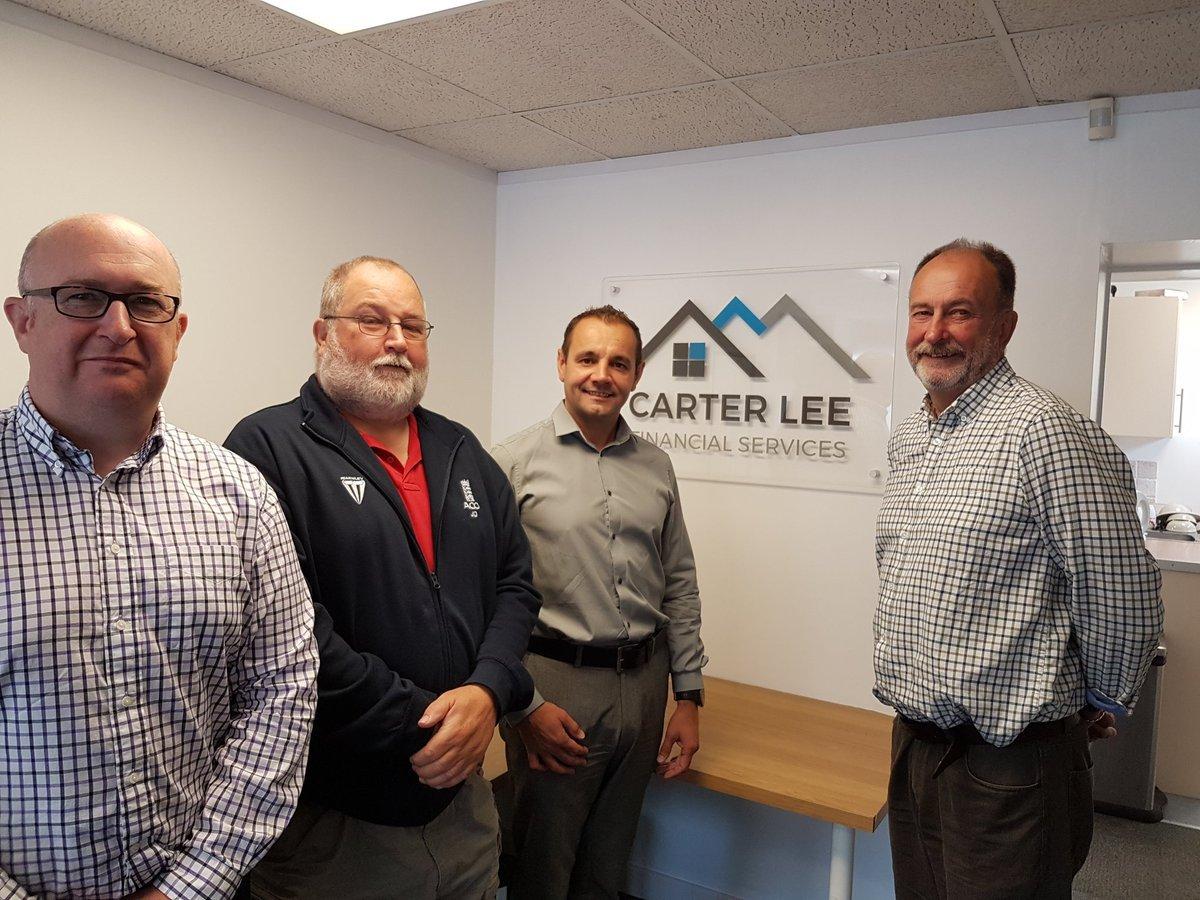 Carter Lee Financial Services Sponsor League