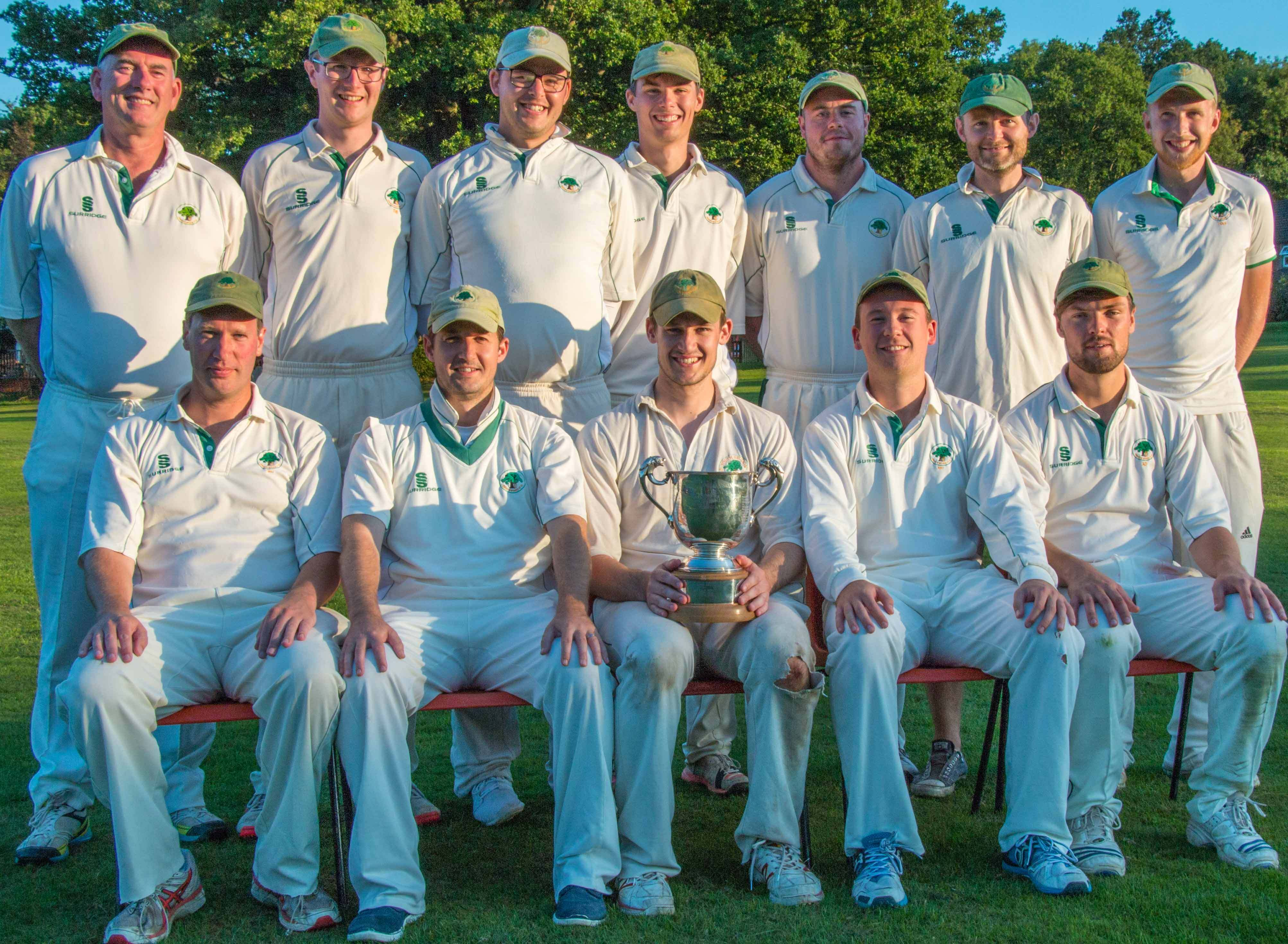 1st XI is 2018 I'Anson Division I Champions