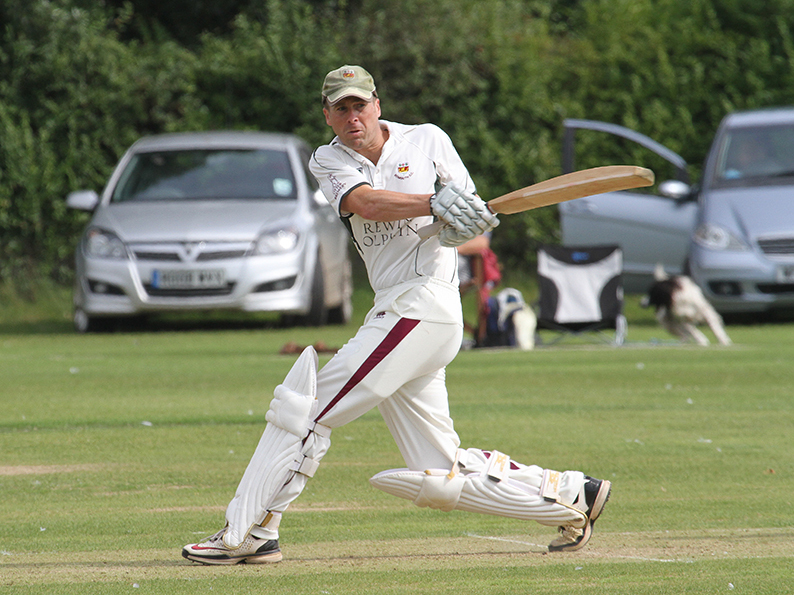 Anthony griffiths  v budleigh 25 june 2018