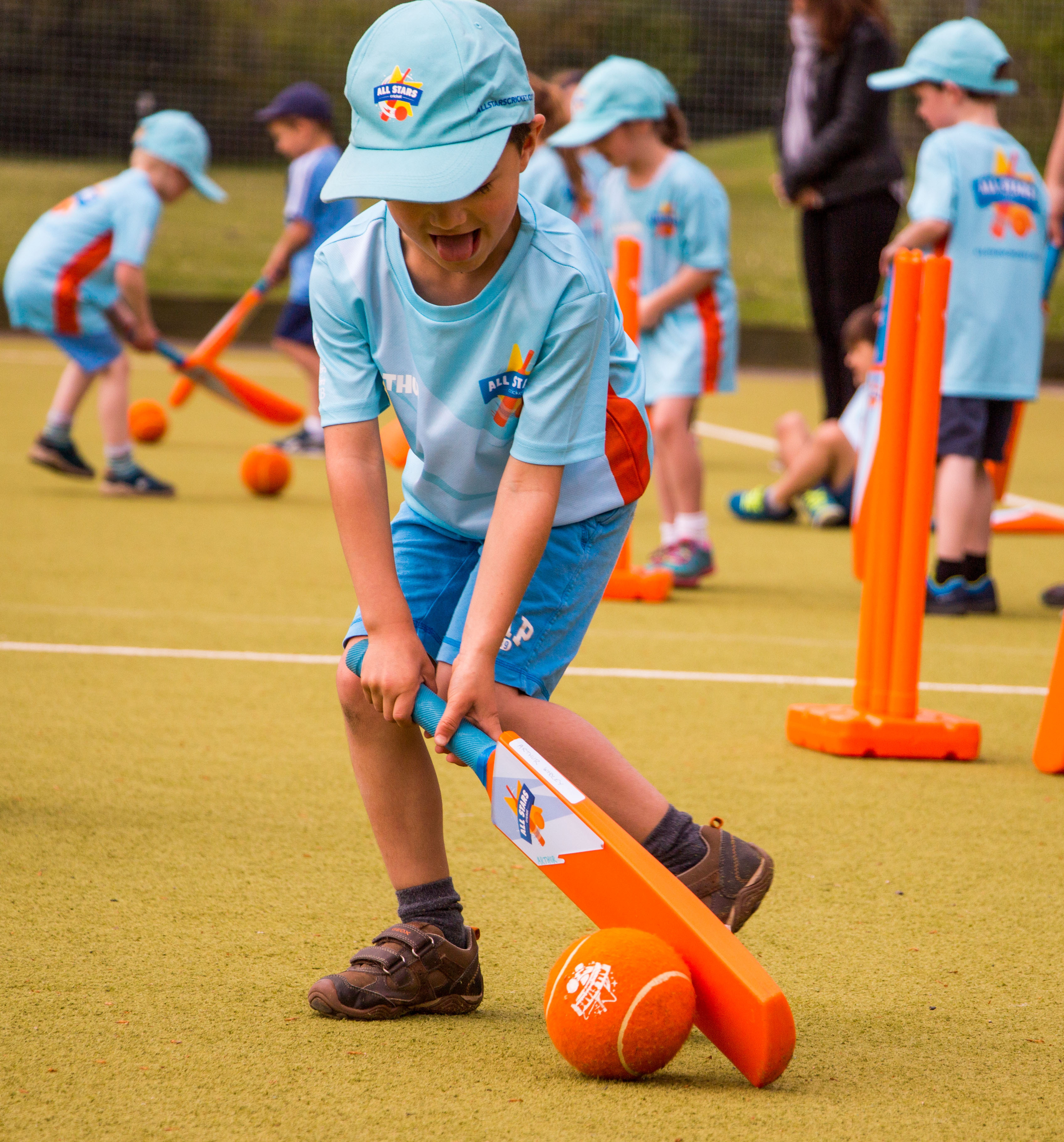 All Stars Cricket at Grayswood Cricket Club