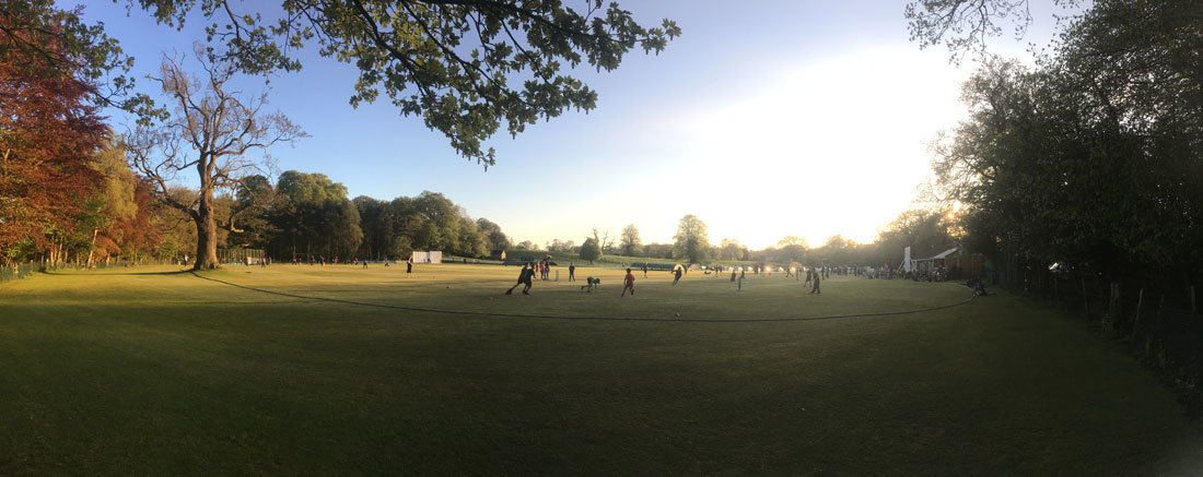 Girls Cricket@ MHCC
