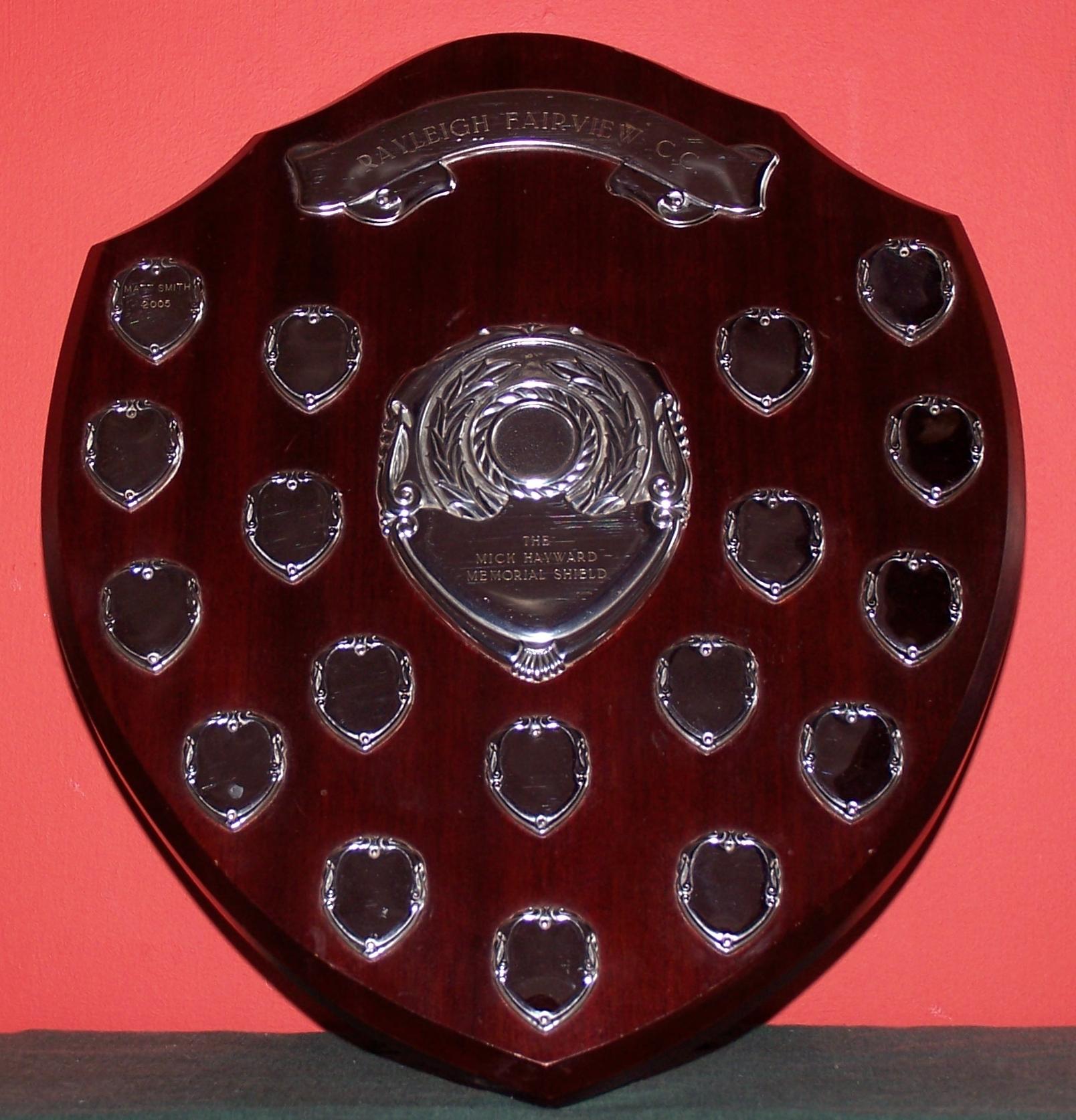 Mick Hayward Memorial Shield