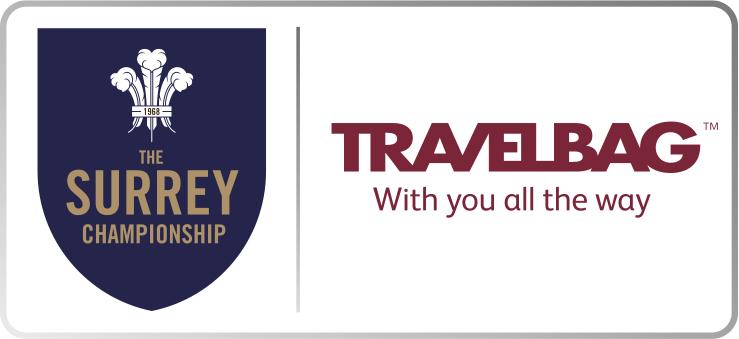 Surrey travelbag lockup horizontal